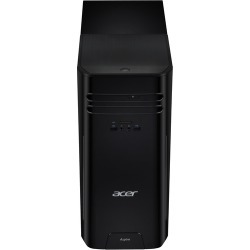 Acer - Refurbished Aspire Desktop - Intel Core i3 - 8GB Memory - 1TB Hard Drive - Black