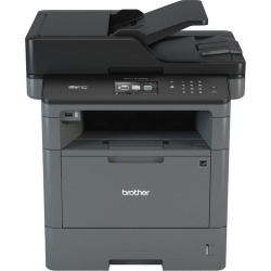 Brother - MFC-L5700DW Wireless Black-and-White All-In-One Laser Printer found on Bargain Bro India from Best Buy for $319.99