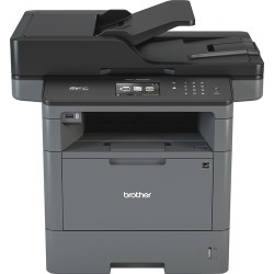 Brother - MFC-L5900DW Wireless Black-and-White All-In-One Laser Printer found on Bargain Bro India from Best Buy for $449.99