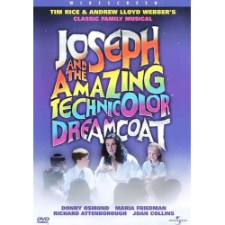 Joseph and the Amazing Technicolor Dreamcoat [DVD] [1999] found on Bargain Bro India from Best Buy for $7.99
