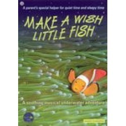 Make A Wish Little Fish (dvd)