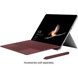 "Microsoft - Surface Go - 10"" Touch-Screen - Intel Pentium Gold - 4GB Memory - 64GB Storage - Silver"