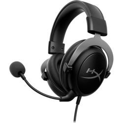 HyperX - Cloud II Wired Gaming Headset - Black/Gunmetal