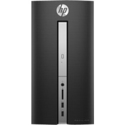 HP - Pavilion Desktop - Intel Core i5 - 8GB Memory - 1TB Hard Drive - Twinkle black