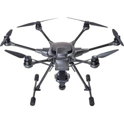Yuneec - Typhoon H Plus Hexacopter with Remote Controller - Black