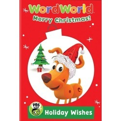 WordWorld: Holiday Wishes - Merry Christmas! [DVD] found on Bargain Bro India from Best Buy for $5.99