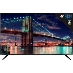 "TCL - 75"" Class - LED - 6 Series - 2160p - Smart - 4K UHD TV with HDR - Roku TV"