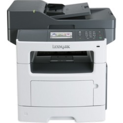 Lexmark - MX511DHE Black-and-White All-In-One Printer - Gray found on Bargain Bro India from Best Buy for $1155.99
