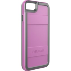 Pelican - Protector Case For Apple® Iphone® 7 - Light Gray/light Pink