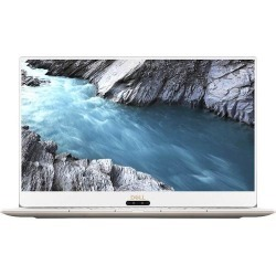 """Dell - XPS 13.3"""" 4K Ultra HD Touch-Screen Laptop - Intel Core i7 - 16GB Memory - 512GB SSD - Rose Gold"""