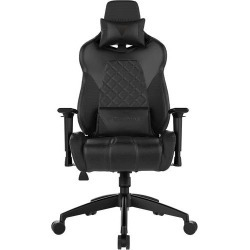 GAMDIAS - Achilles E1 Gaming Chair - Black