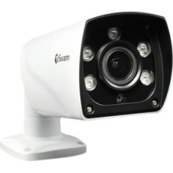 Swann - PRO SERIES Indoor/Outdoor CCTV Camera w/Auto Focus - Black/White found on Bargain Bro India from Best Buy for $99.99