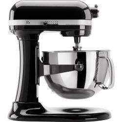 KitchenAid - KP26M1XOB Professional 600 Series Stand Mixer - Black