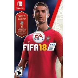 EA Sports FIFA 18 - Nintendo Switch