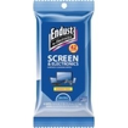 Endust For Electronics - Screen And Electronics Cleaning Wipes (42-pack)