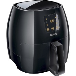 Philips - Avance Collection XL Hot Air Fryer - Ink Black