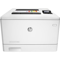 HP - LaserJet Pro m452dn Color Printer - White found on Bargain Bro India from Best Buy for $299.99