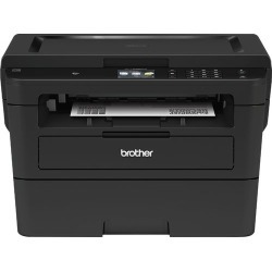Brother - HL-L2395DW Wireless Black-and-White All-In-One Printer - Gray found on Bargain Bro India from Best Buy for $129.99