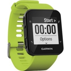 Garmin - Forerunner 35 GPS Watch - Limelight