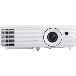 Optoma - HD27 1080p DLP Projector - White