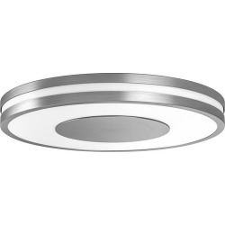 Philips - Hue White Ambiance Being Dimmable LED Smart Flushmount - Multi found on Bargain Bro India from Best Buy for $199.99