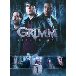 Grimm: Season One [5 Discs] [DVD] found on Bargain Bro India from Best Buy for $29.99