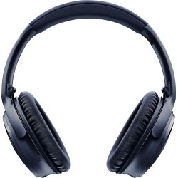 Bose® - QuietComfort 35 Wireless Noise Canceling Headphones II - Limited Edition Triple Midnight