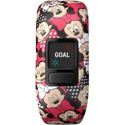 Garmin - vívofit jr 2 Activity Tracker for Kids - Disney Minnie Mouse