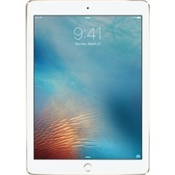 Apple - Refurbished 9.7-inch iPad Pro - Wi-Fi + Cellular - 32GB - Gold
