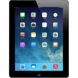 Apple - Refurbished iPad 2 - Wi-Fi + Cellular - 32GB - (Verizon Wireless) - Black