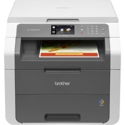 Brother - HL-3180CDW Wireless Color All-In-One Laser Printer - White/Gray found on Bargain Bro India from Best Buy for $308.99