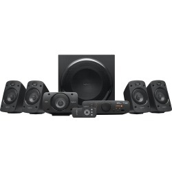 Logitech - 5.1 500 W Speaker System - iPod Supported - Multi