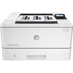 HP - LaserJet Pro m402n Black-and-White Printer - Gray found on Bargain Bro India from Best Buy for $269.99