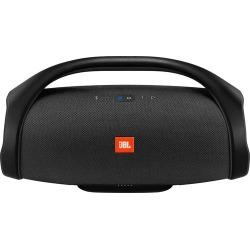JBL - Boombox Portable Bluetooth Speaker - Black