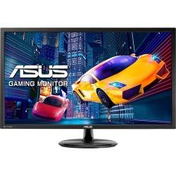 "ASUS - VP28UQG 28"" LED 4K UHD Monitor - Black"