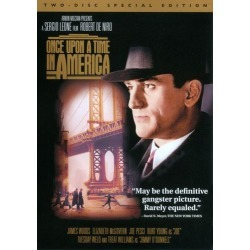 Once Upon a Time in America [WS] [Special Edition] [2 Discs] [DVD] [1984] found on Bargain Bro India from Best Buy for $5.99