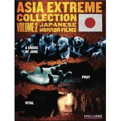 Asia Extreme, Vol. 2: Japanese Horror Films [3 Discs] [DVD]