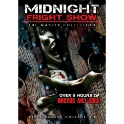Midnight Fright Show [DVD] found on Bargain Bro India from Best Buy for $13.99
