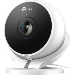 TP-Link - Kasa Outdoor 1080p Wi-Fi Wireless Network Surveillance Camera - White found on Bargain Bro India from Best Buy for $79.99