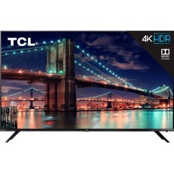 "TCL - 65"" Class - LED - 6 Series - 2160p - Smart - 4K UHD TV with HDR Roku TV"