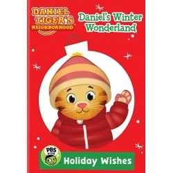 Daniel Tiger's Neighborhood: Holiday Wishes - Daniel's Winter Wonderland [DVD] found on Bargain Bro India from Best Buy for $5.99