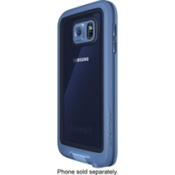 Lifeproof - Fre Case For Samsung Galaxy S6 Cell Phones - Blue