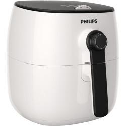 Philips - Air Fryer - White/Gray