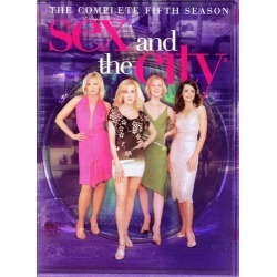 Sex and the City: The Complete Fifth Season (2 Discs] [DVD] found on Bargain Bro India from Best Buy for $14.99