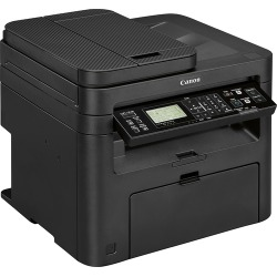 Canon - imageCLASS MF244dw Wireless Black-and-White All-In-One Printer - Black found on Bargain Bro India from Best Buy for $142.99
