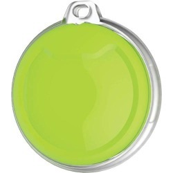 Poof - Pea Pet Activity Tracker - Lime found on Bargain Bro India from Best Buy for $39.99