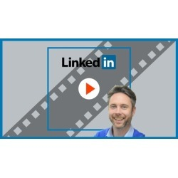 LinkedIn Video Creation: A How-to Guide for Busy People found on Bargain Bro UK from Udemy