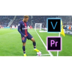 Learn Football Video Editing For Youtube