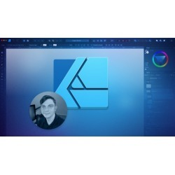 Affinity Designer Course Project-based Learning experience
