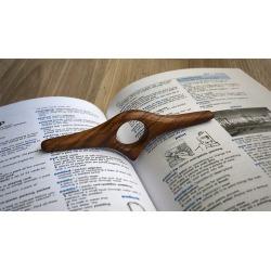 Make a Wooden Book Holder